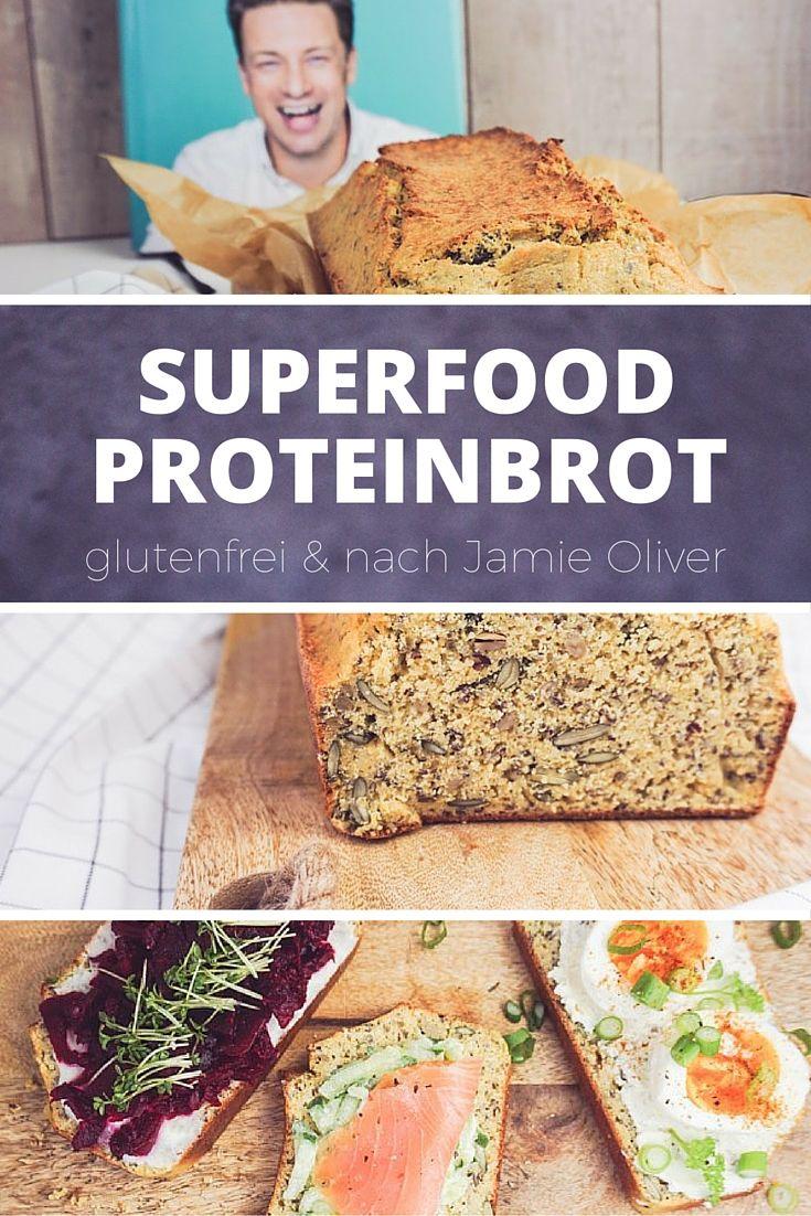 Selbstgebackenes, glutenfreies Superfood-Proteinbrot und Jamie Oliver's neuestes Werk (Buchrezension) › dreieckchen