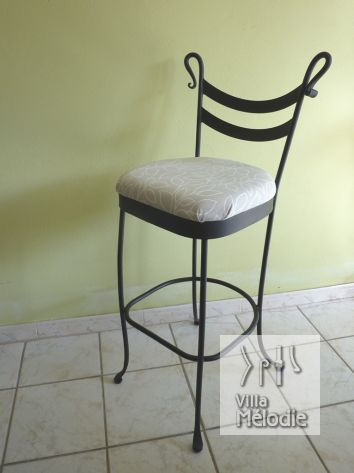 Tabouret De Bar Fer Forge.Tabouret Bar Fer Forge Stools Chaise Bar Fer Forge Et Bar