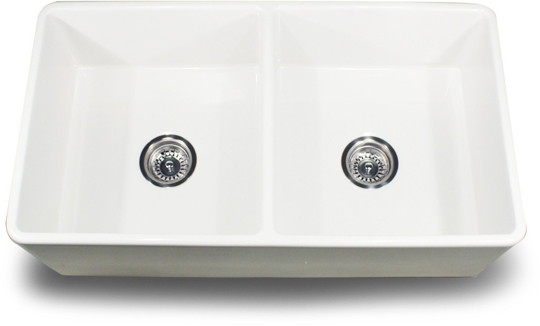 Nantucket Sinks Cape Collection Tfcfs33 Sink Apron Front Sink