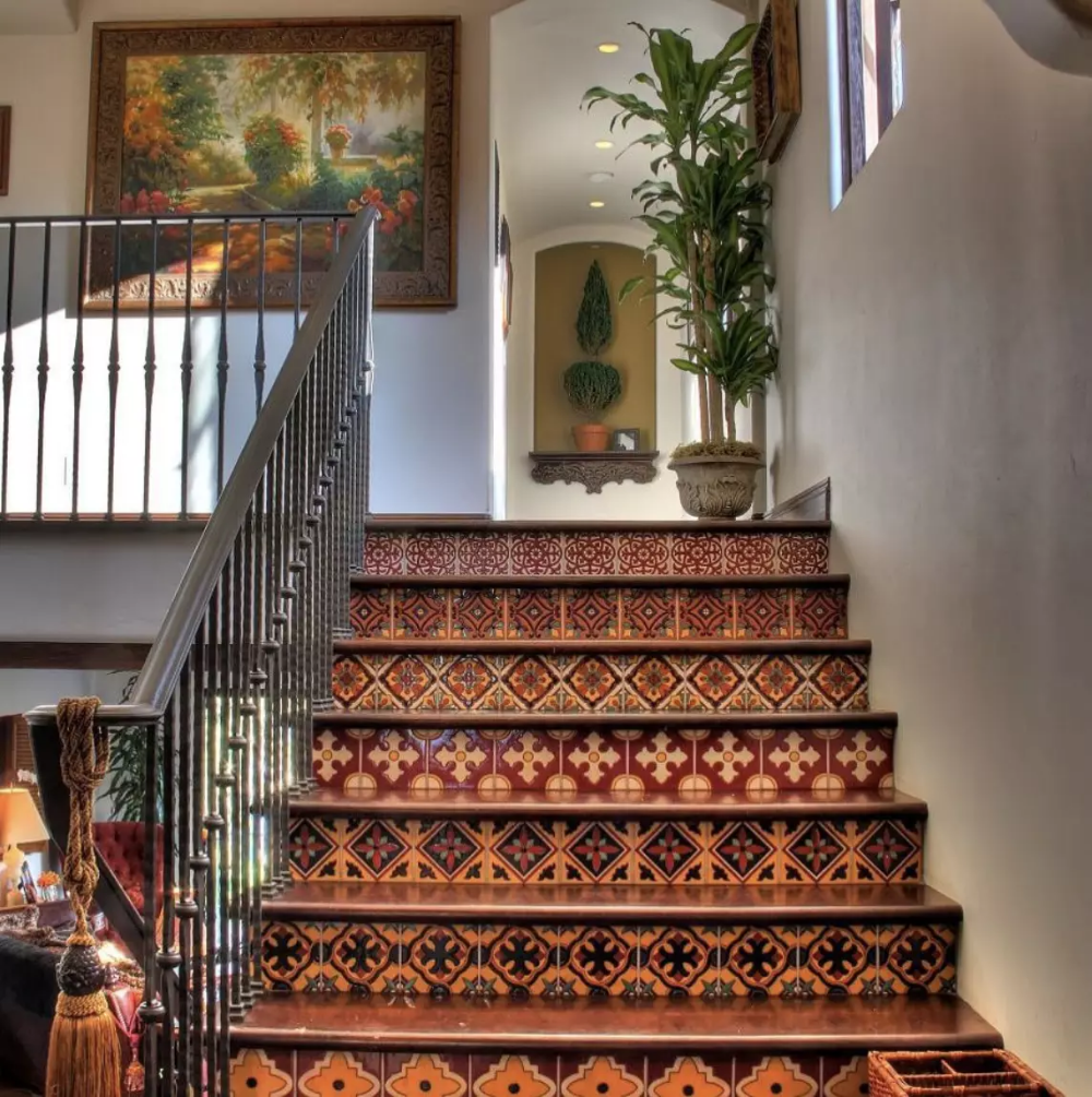 15 Incredible Mediterranean Staircase Designs That Will: 15 Mediterranean Style Homes To Transport You To Another