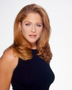 Jamie Luner Cast On All My Children Redhead Beauty Natural