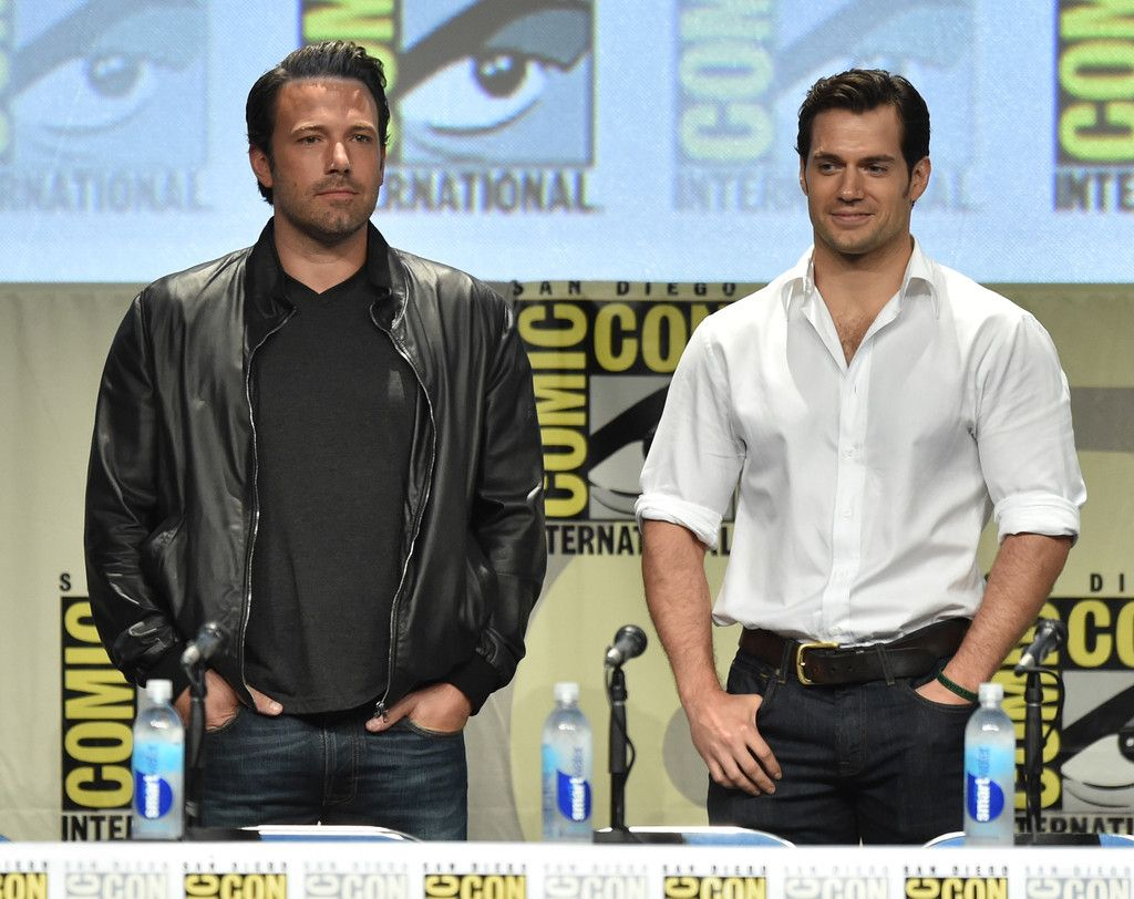 Henry Cavill Photos: Warner Bros. Pictures Panel And Presentation - Comic-Con International 2014