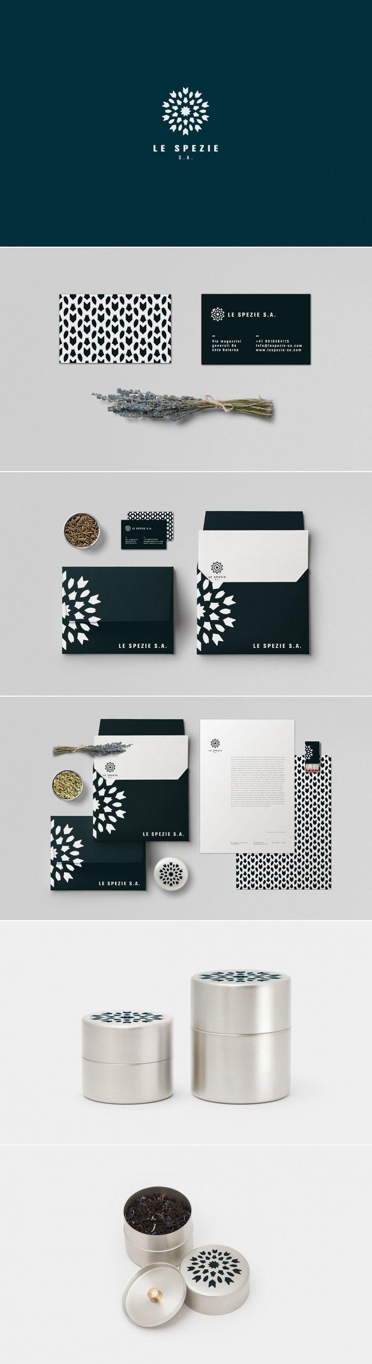 Le Spezie Spice Branding By Luca Minutilli Fivestar Branding Agency Design And Branding Corporate Identity Design Graphic Design Branding Creative Branding
