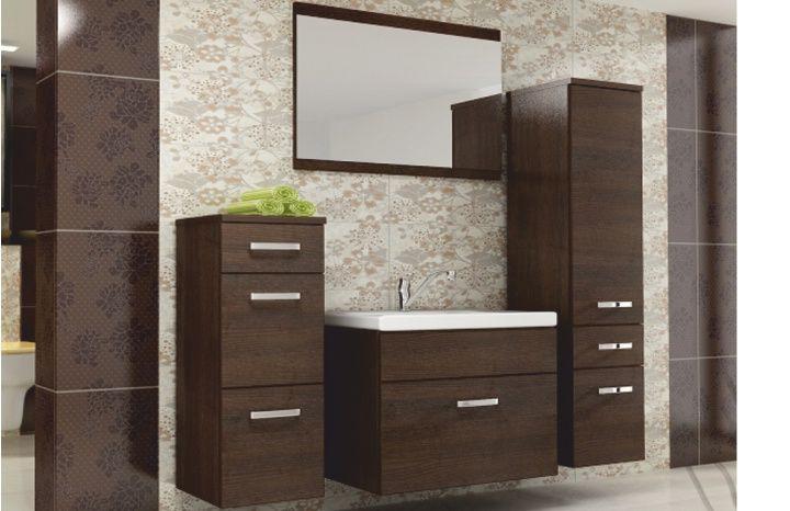 Kúpeľňový nábytok - Henry | Tempo Kondela