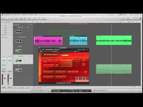 Logic Pro 9 Tutorial: How to use the Vocoder - YouTube