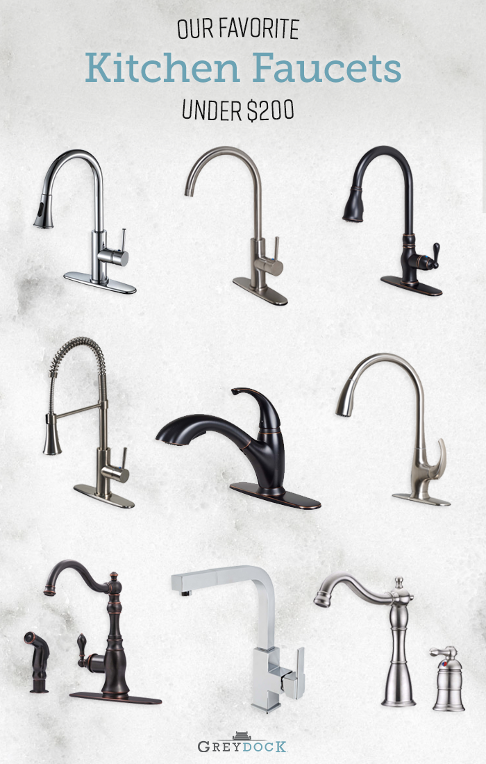 Updating Your Kitchen Faucet Without Breaking The Bank Is Easier