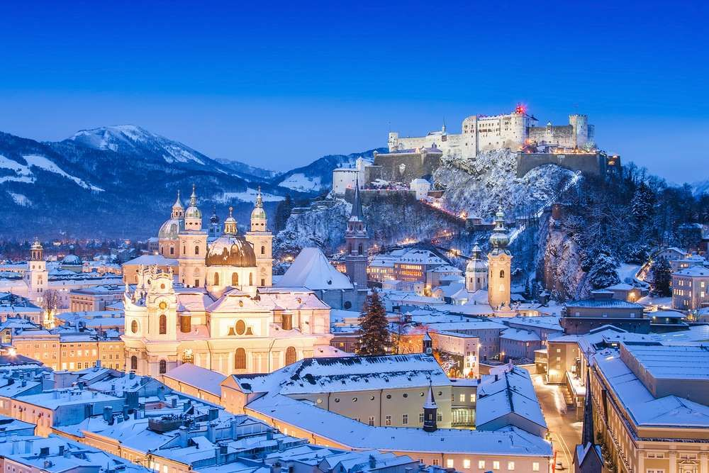 Terra de Mozart, Salzburgo - Austria