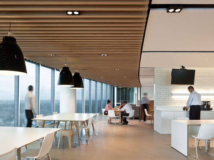 open office ceiling decoration idea. B2f5bd30be57620c58e498665c797680--open-ceiling-ceiling-lighting.jpg (736×551 · Office Space DesignOffice DesignsCorporate Open Ceiling Decoration Idea