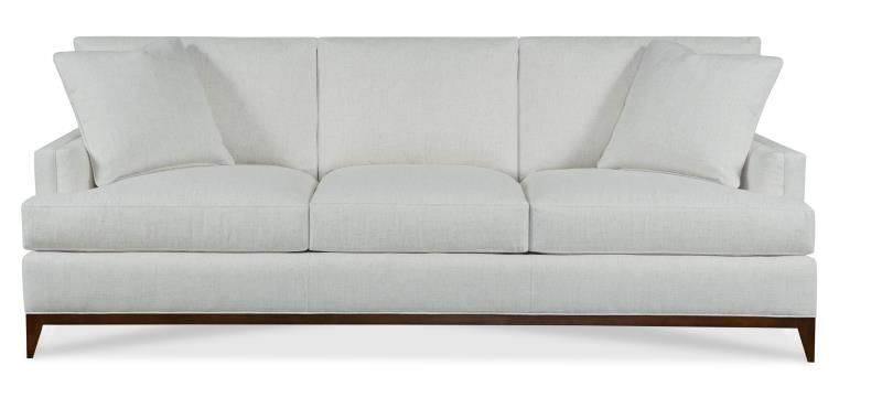 Highland House Furniture Robert Sofa Our New Robert Sofa Was Inspired By The Vintage Arm On A Wormley Frame This Hands Furniture Highland Homes Home Furniture