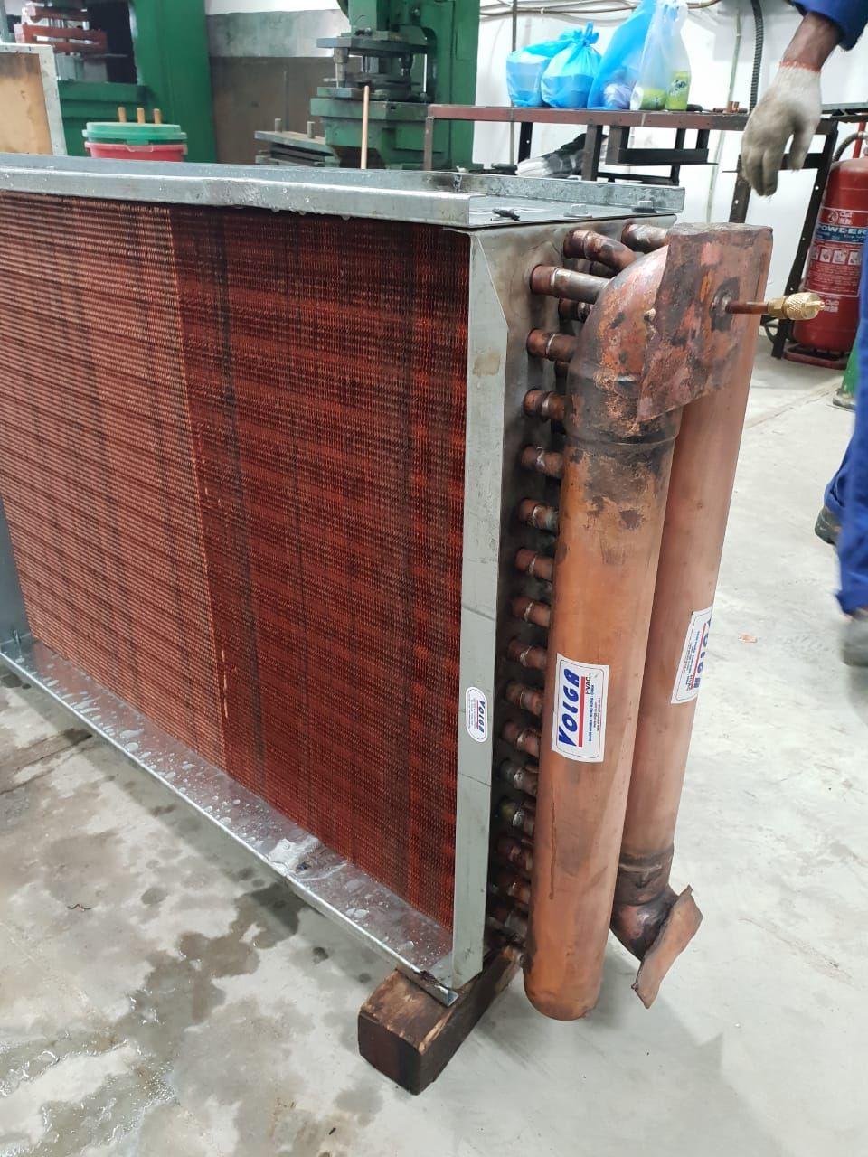 Supply Cooling Coils Al Samah Integrated Company Llc Cooling