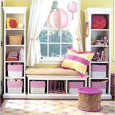 30 Coole Aufbewahrung Ideen Im Madchenzimmer Ideas Biblioteca