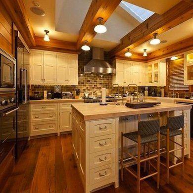 Jerry Seinfeld Kitchen Celebrity Kitchens Cool Kitchens Hgtv