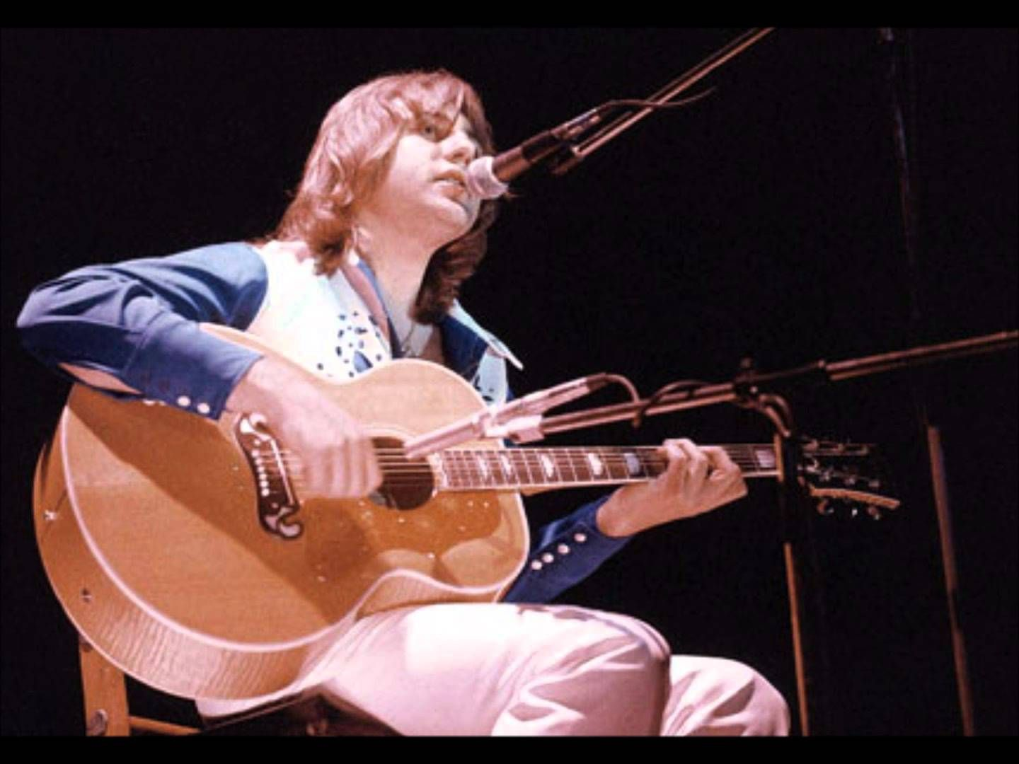 ELP -- Lucky Man (First Greg Lake Solo Version) | Education ...