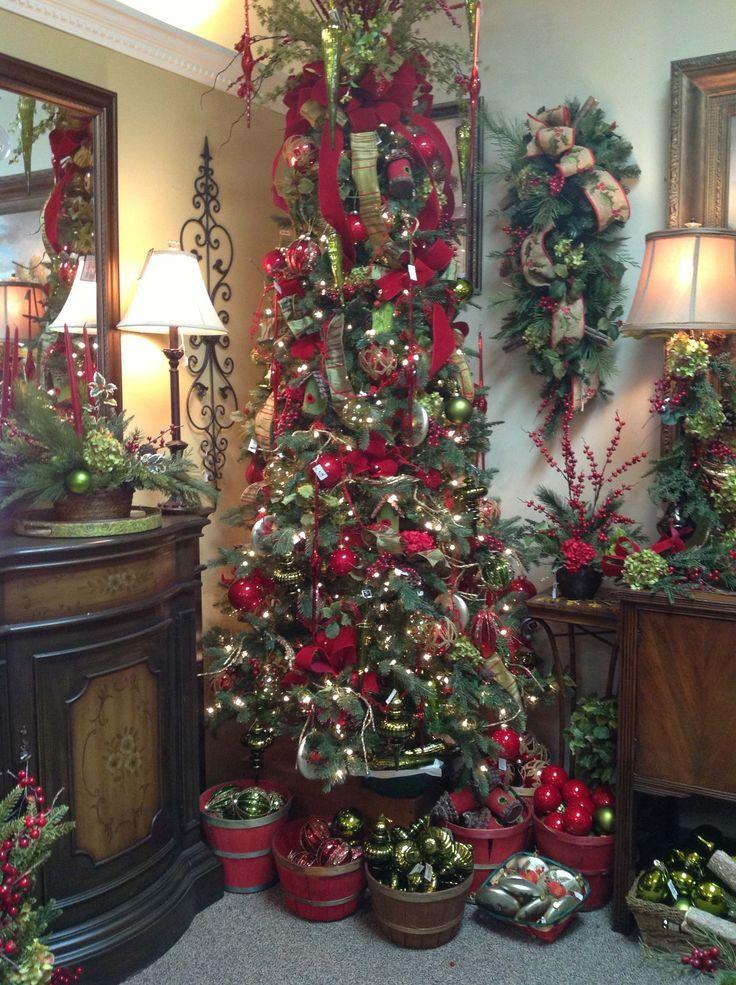 Pencil Christmas Trees