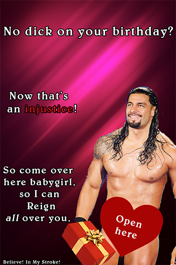 Omg lol 1 awesomehilarious 2 kinda feel bad for rr roman lol awesomehilarious kinda feel bad for rr roman reigns birthday bookmarktalkfo Image collections