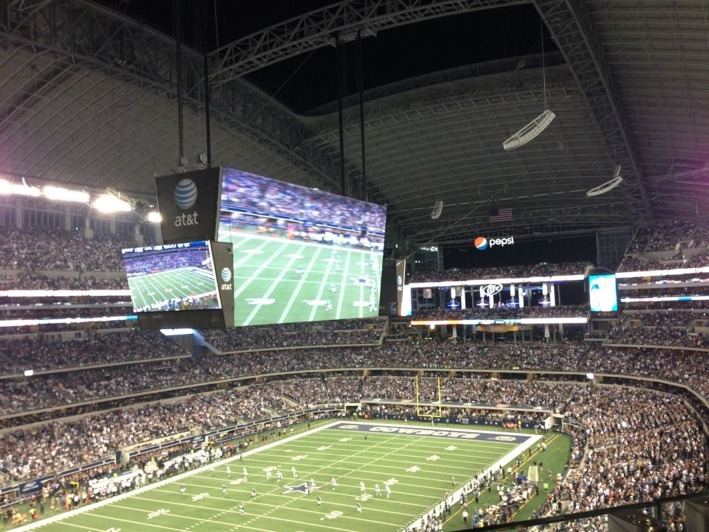 THE BEST SPORTS STADIUMS IN THE WORLD Att Stadium Home Of - 10 soccer stadiums you need to visit