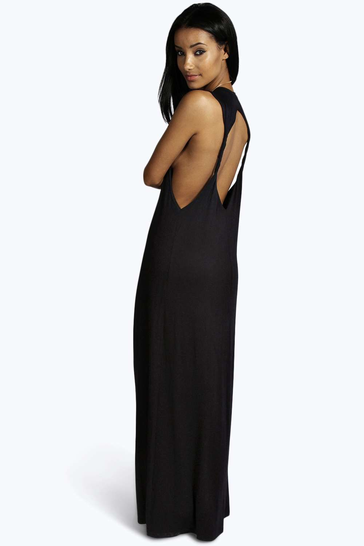 4985b06cac9 Lola Twist Back Detail Maxi Dress alternative image Maxi Dresses