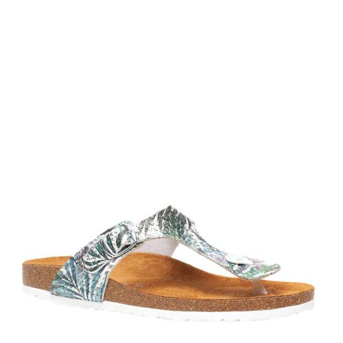 cbf72d1700b Scapino Blue Box teenslippers zilver in 2019 | Products | Pinterest ...