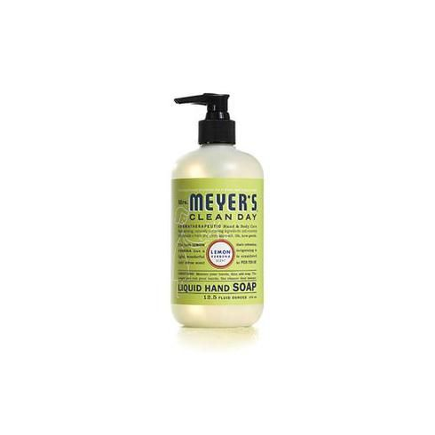 Mrs Meyer S Liquid Hand Soap Lemon Verbena 12 5 Oz Liquid