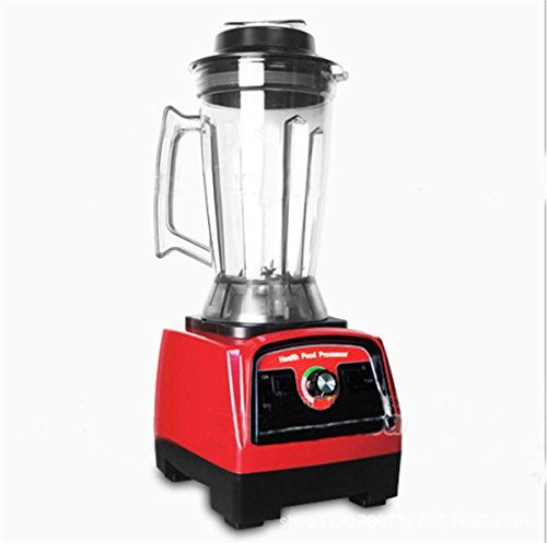 Red Whole Fruit Juicer Mixer Professional Centrifugal Juice Extractor Powerful and Low Noise 2800W  2L * Click affiliate link Amazon.com on image for more details.
