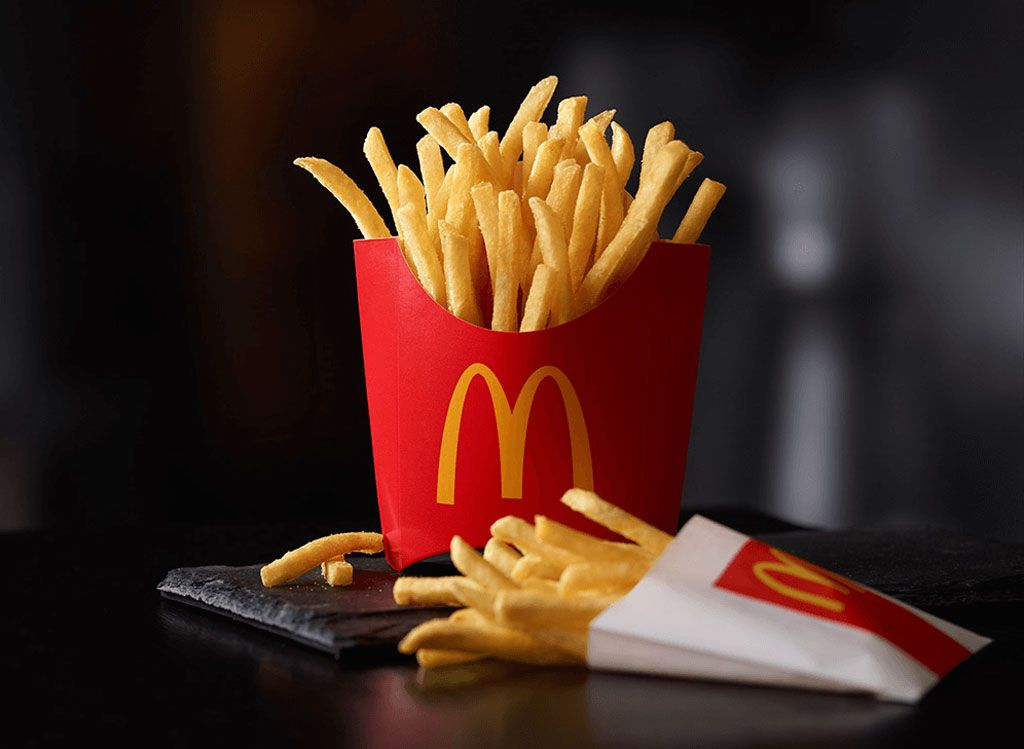 McDonald's French Fries Taste Different—Here's Why