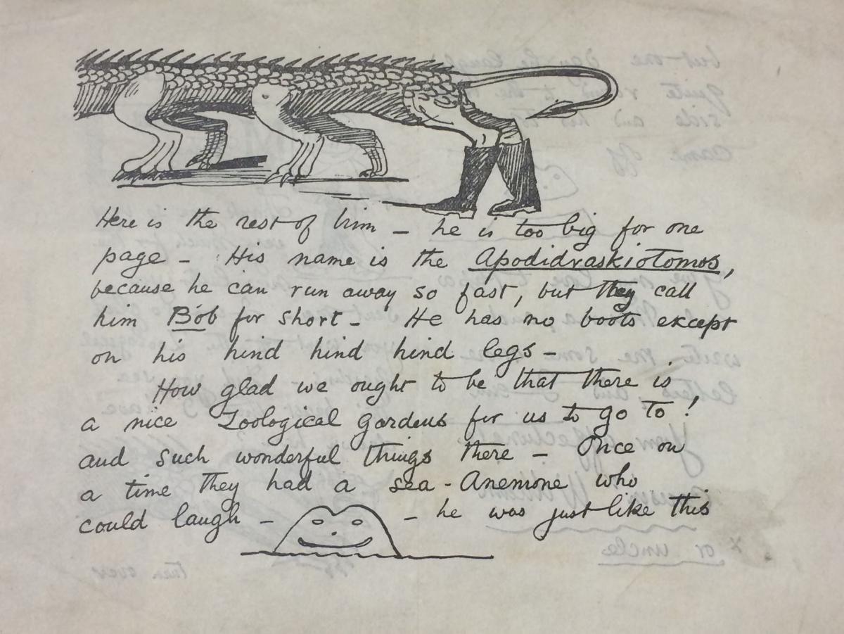 From The Archives: William De Morgan, Creature Creator | The De Morgan Foundation