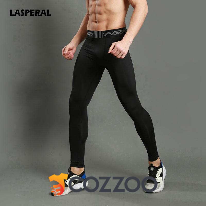 c1db9bc0860aa Buy Now only Wholesale Product. Black Compression Male Running Tights - Men  Fitness ...