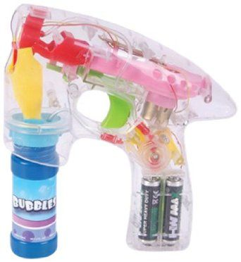 This Bubble Gun Is Kick Ass We Got One At Disney World