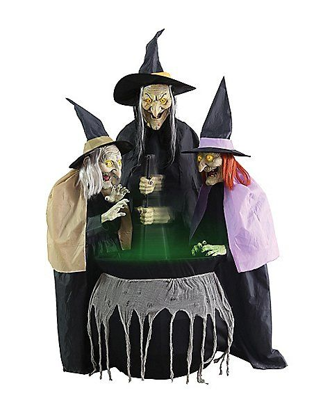 5' Stitch Witch Sisters - Spencer's