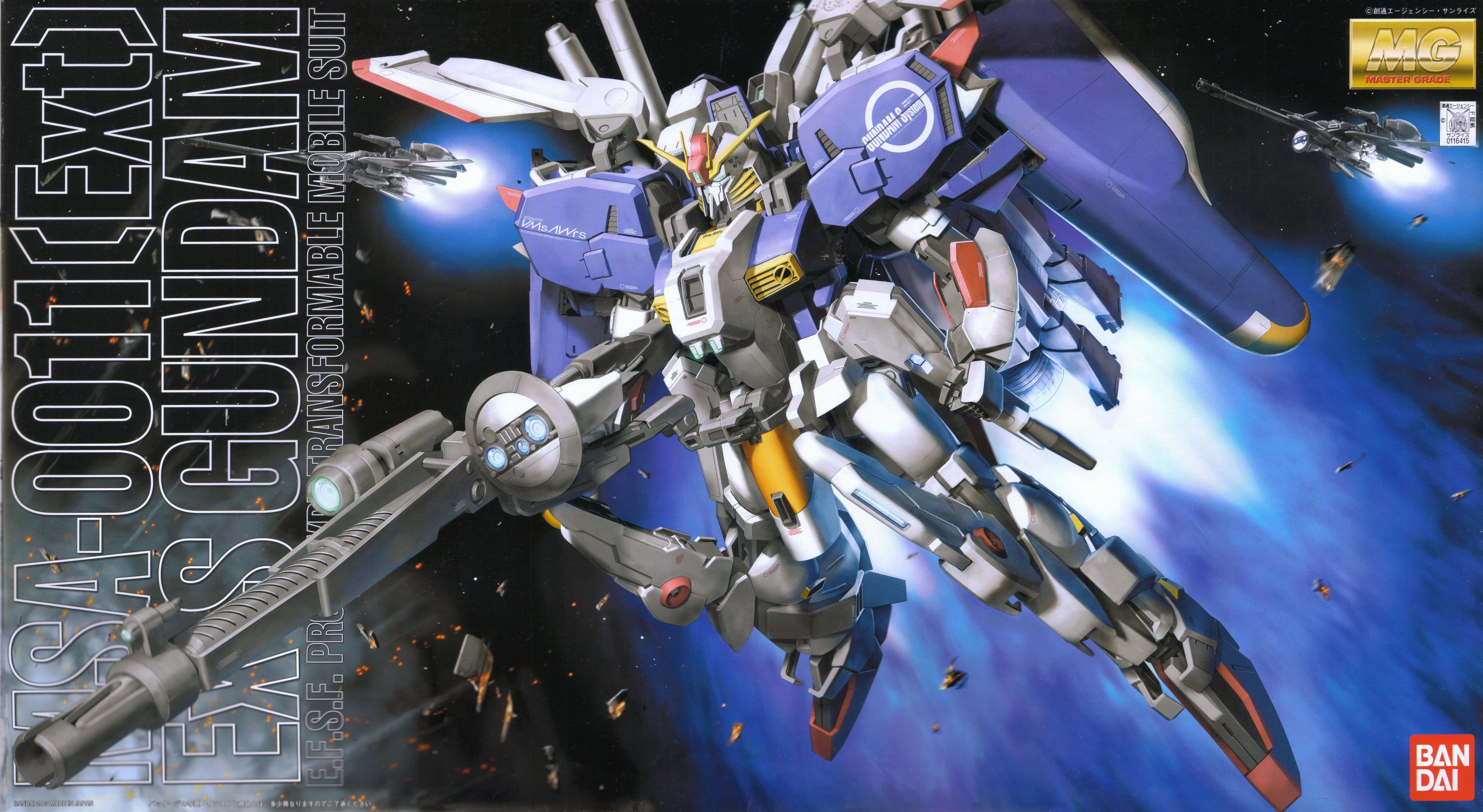 1 100 Mg Ex S Gundam 8000 Gundam Wallpapers Gundam Art Gundam