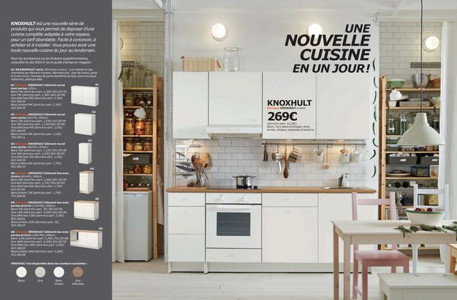 Cuisine Ikea Coup D 39 Oeil Sur Le Nouveau Catalogue 2017 Kitchens Ikea Hack And Kitchen Design