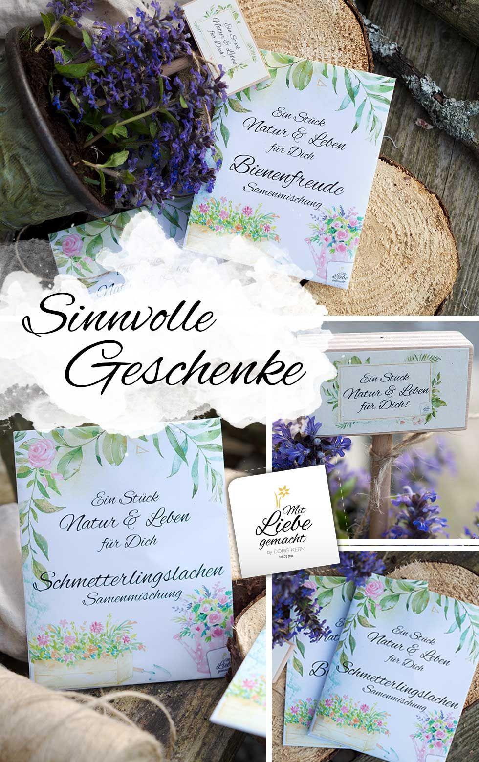 GESCHENKIDEEN + KLEINE GESCHENKE][SAMMELTHREAD