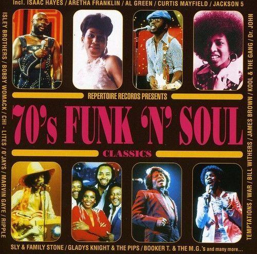 70 S Funk N Soul Classics 2002 CD NEUF