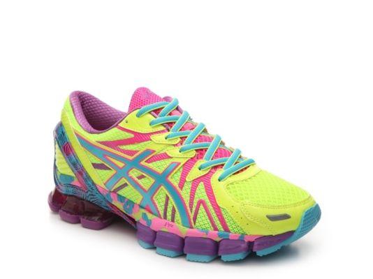 Chaussure pour de course à pied ASICS ASICS GEL Sendai 3 Sendai Performance pour femme, jaune e5ca9ad - coconutrecipe.info