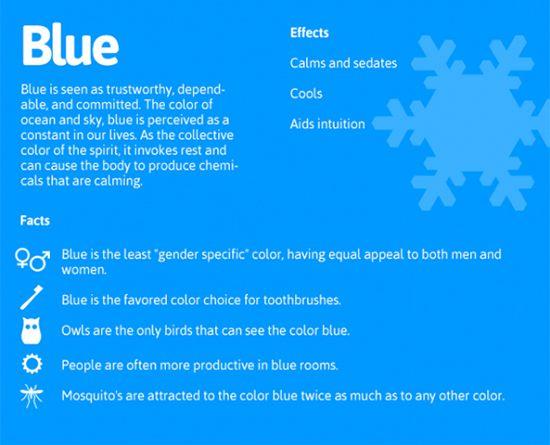Colorful emotions effects of blue color psychology - Light blue color psychology ...