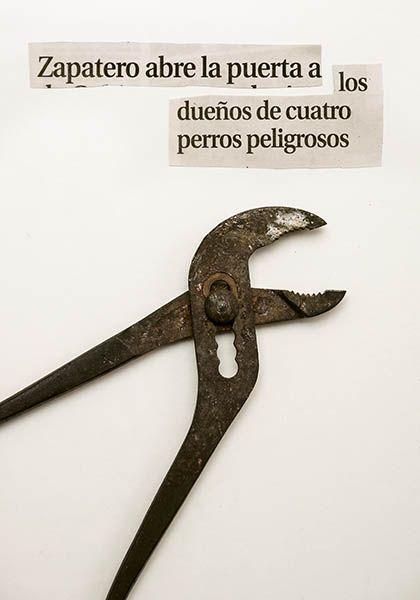 """Proyecto """"Imagen y palabra"""": Ocho carteles políticos, 2015. (Cartel VII) #JaribFlores"""