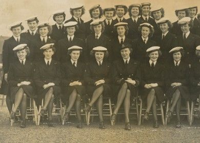 Women's Royal Canadian Naval Service