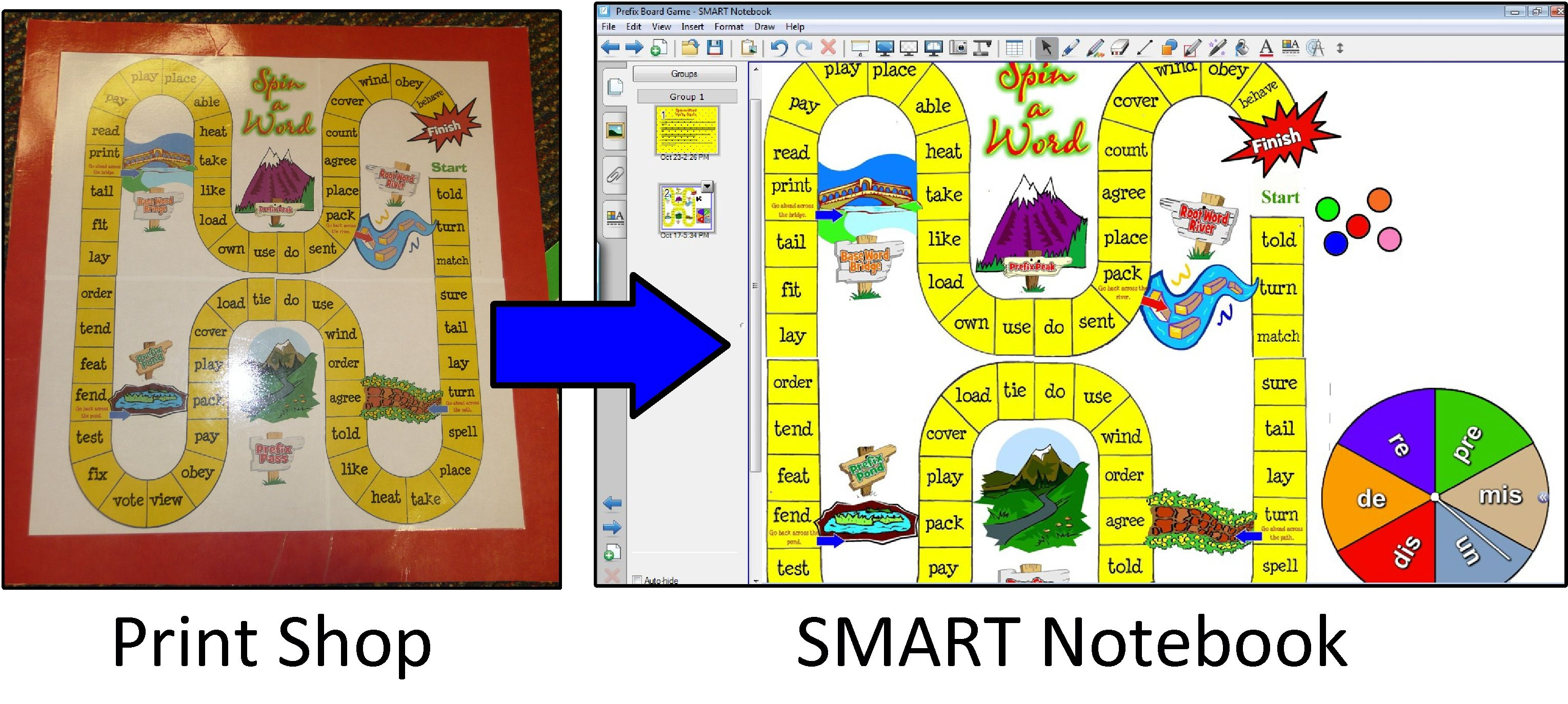 Word Study Program Smart Board Games There Are Tons Of