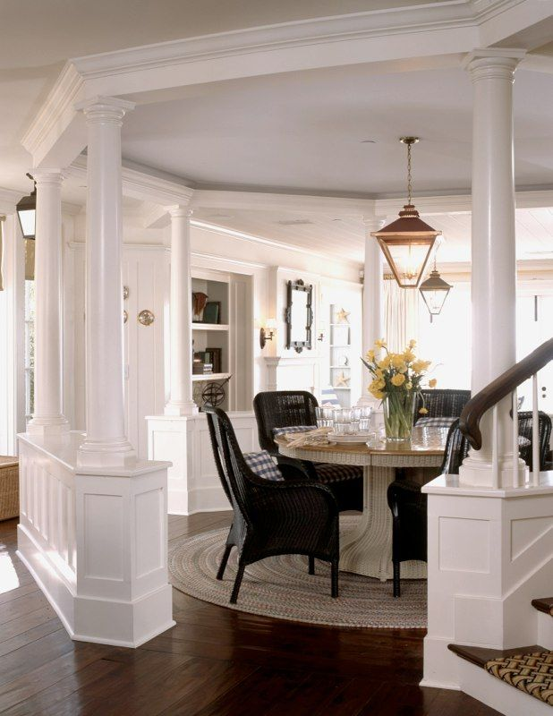 Giannetti Architects Giannetti Architects Beautiful Dining Rooms Dining Room Colors Home