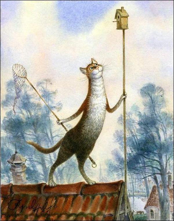 питерские коты владимира румянцева официальный сайт: 8 тыс ...