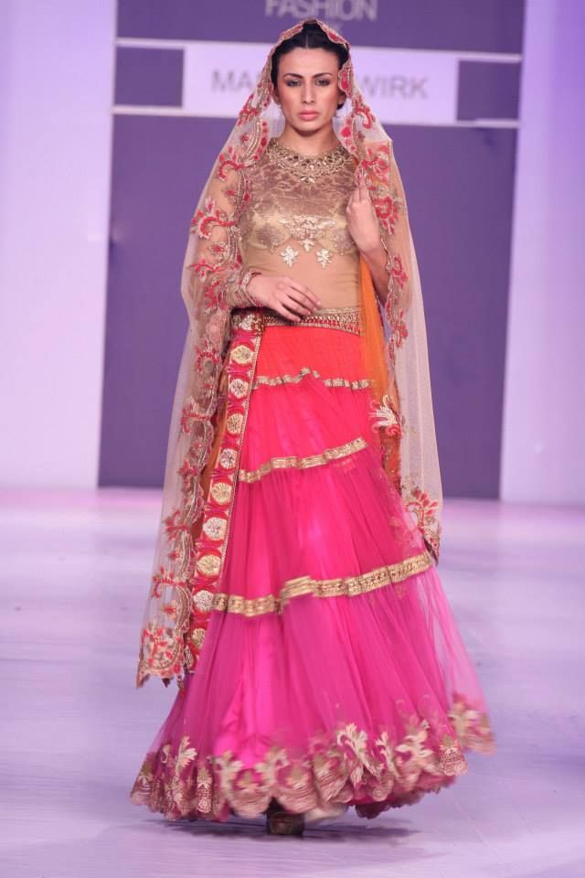 Rajasthan Fashion Week | Lehenga choli | Pinterest