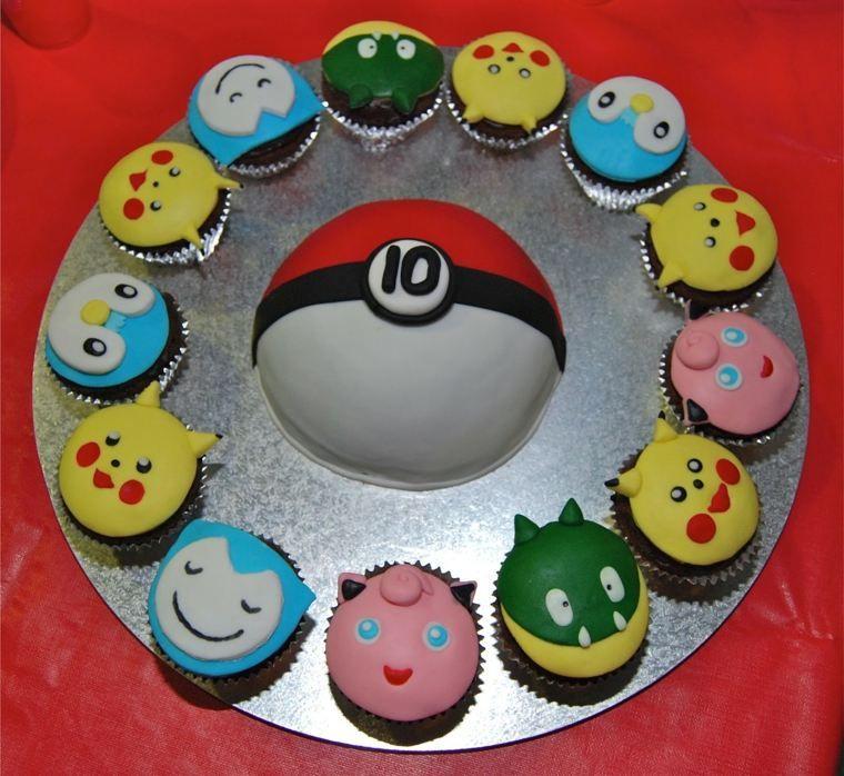 Gâteau Pokémon Pour Un Anniversaire Tout Simplement Top