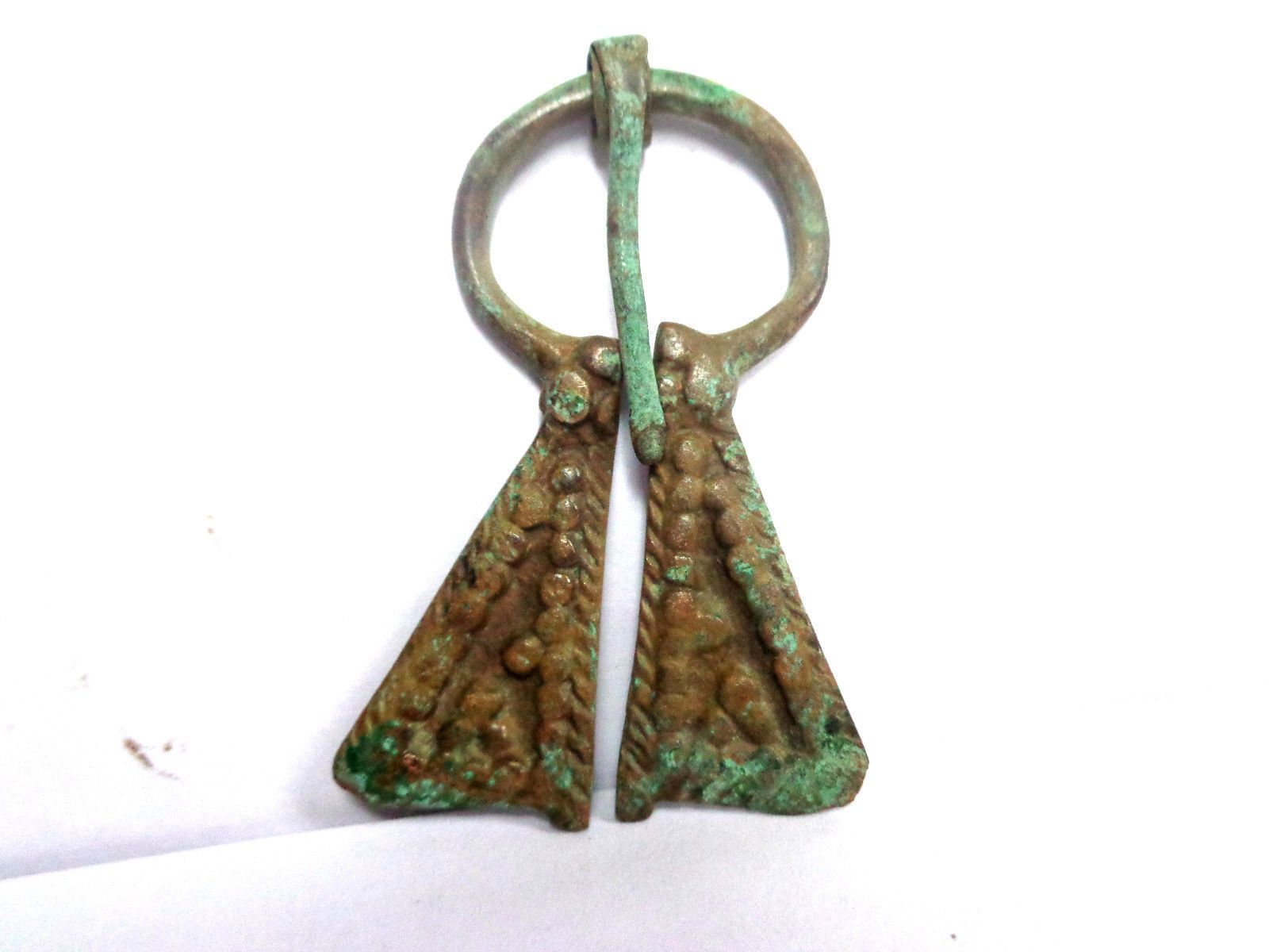 Superb Viking Omega penannular brooch circa 9th-11th century AD   eBay