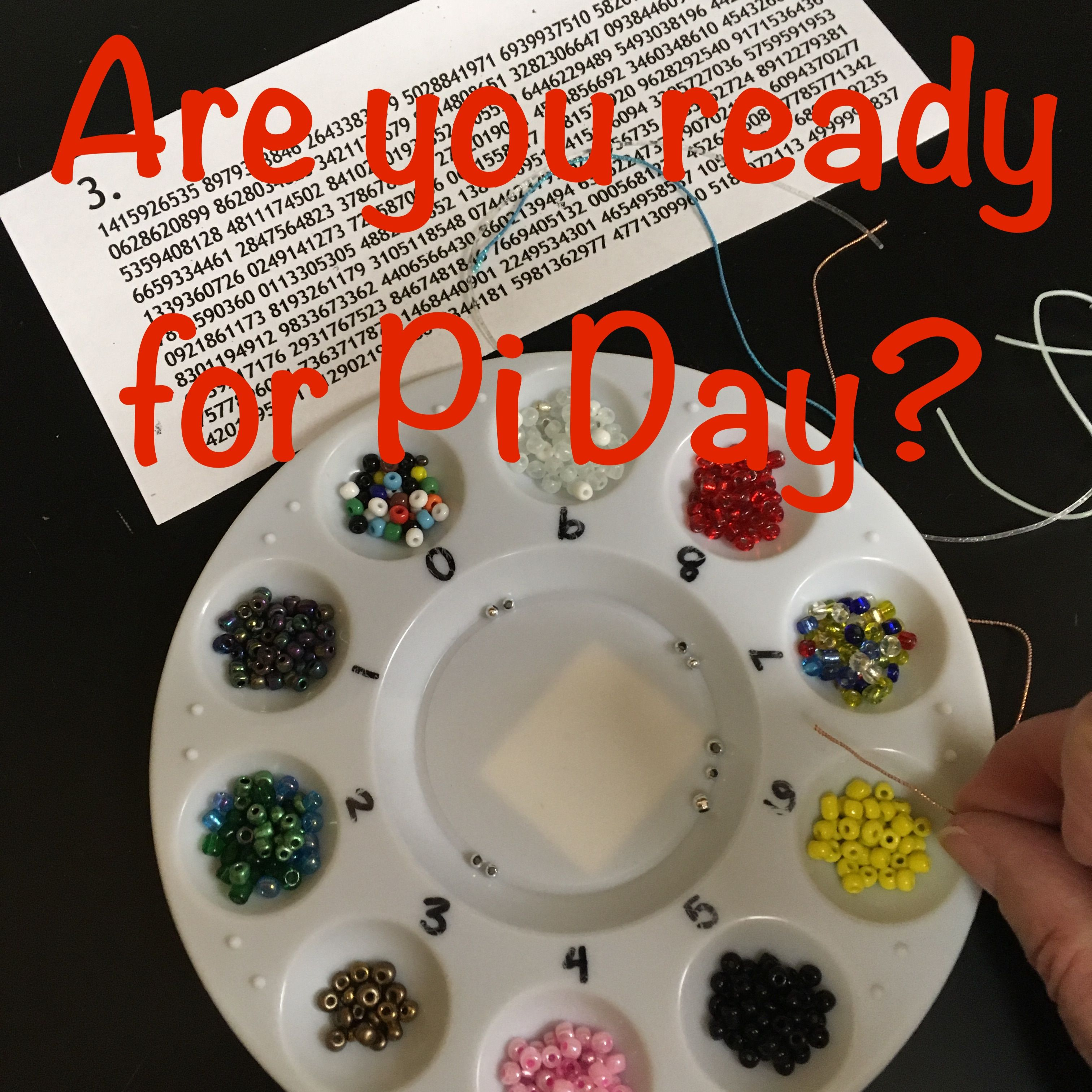 How Much Do I Love Pi Day