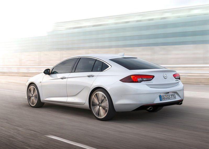 2020 Opel Insignia Grand Sport Donanim Fiyat 2020 Motorlar