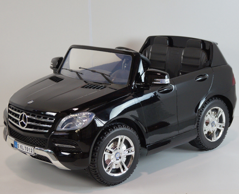 High Quality Magic Cars® 2 Seater Mercedes Benz ML 12 Volt Ride On 4MATIC Kidu0027s Electric  RC Car