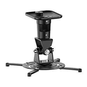 Pure Mounts Ceiling Projector Mount Spider Plus B 25 Degree Tilt And 360 Degree Rotatable 220mm C Ceiling Projector Projector Mount Pure Products