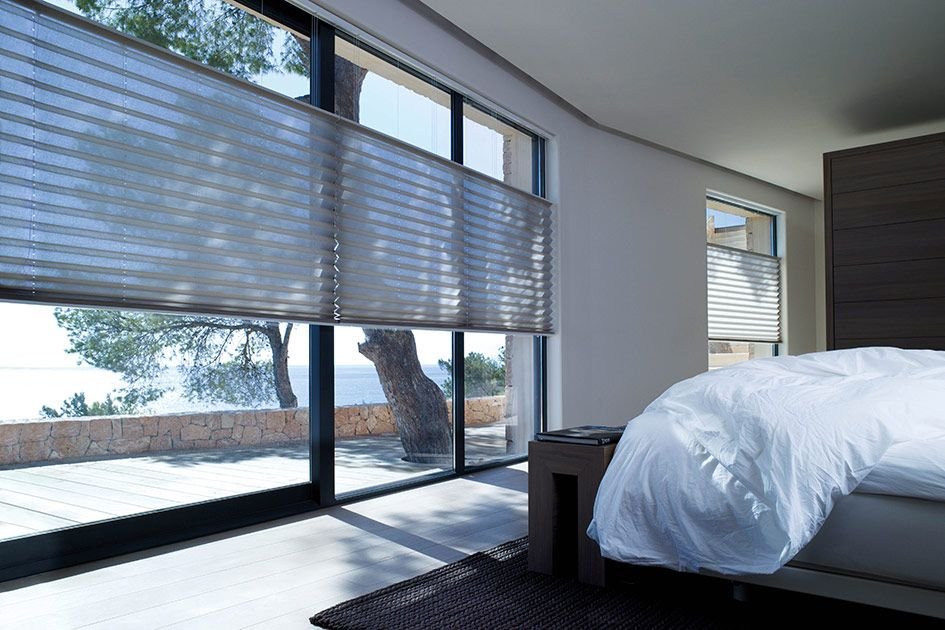 Pleated Shades In Napoli Natural Pleated Window Shades Pleated