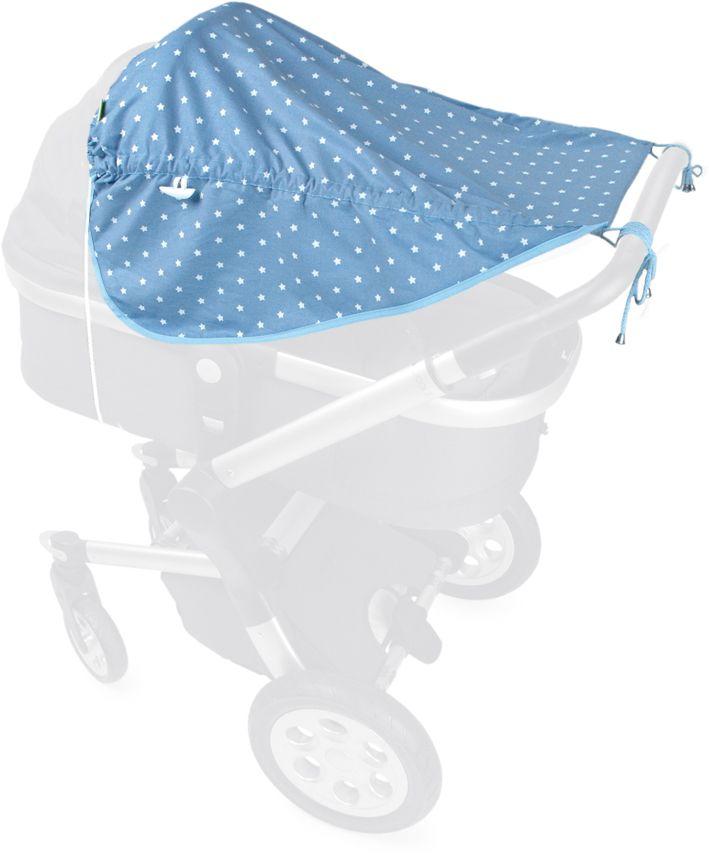 Sonnensegel für Kinderwagen  Baby  Kinder  Sonnen Schutz Segel UV
