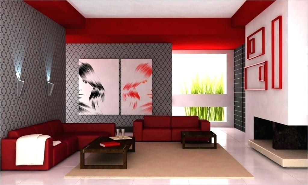 Low Budget Interior Design Ideas For Small Indian Homes Colorful Bedroom Design Home Wall Colour
